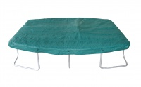 Zero Gravity Ultima 5 10ftx7ft Heavyweight Trampoline Cover in Green