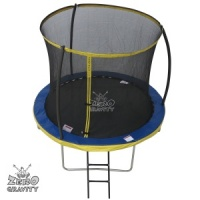 Zero Gravity Ultima 4 8ft Trampoline and Enclosure