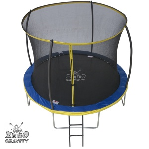 Zero Gravity Ultima 4 10ft Trampoline and Enclosure