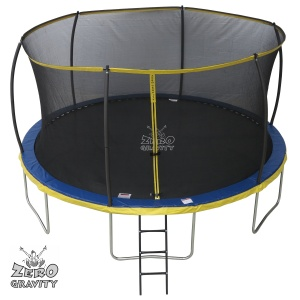 Zero Gravity Ultima 4 14ft Trampoline and Enclosure