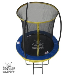 Zero Gravity Ultima 4 6ft Trampoline and Enclosure