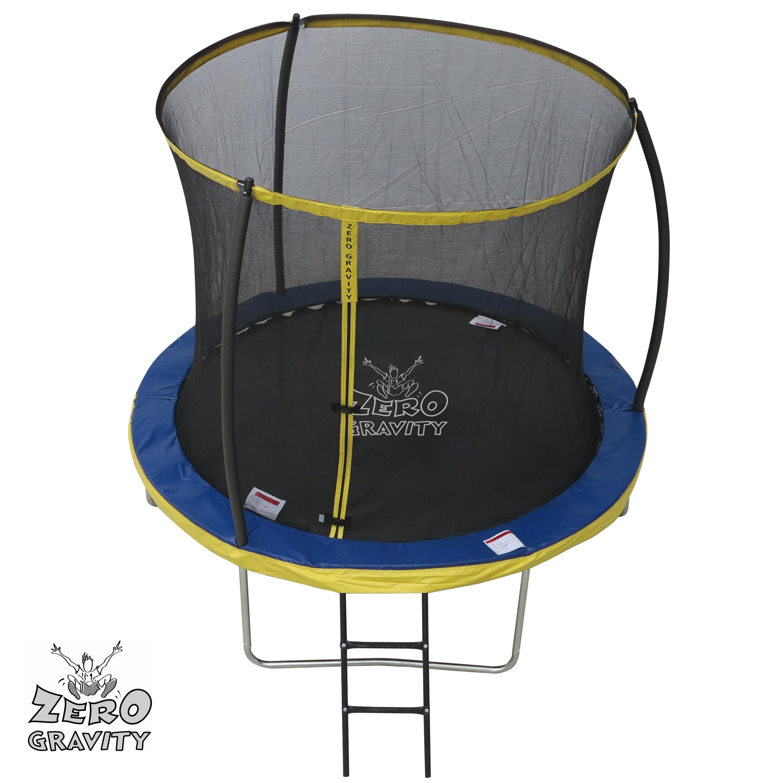 Zero Gravity Ultima 4 8ft Trampoline And Enclosure