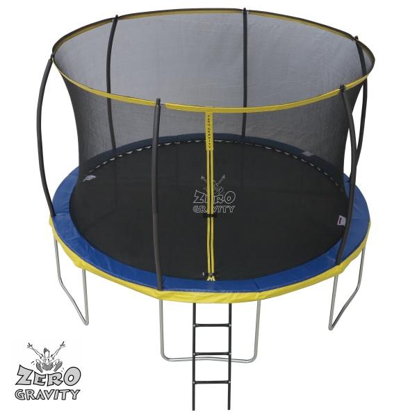 Zero Gravity Ultima 4 12ft Trampoline And Enclosure