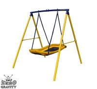 Zero Gravity Magic Carpet Swing Set