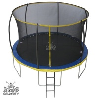 Zero Gravity Ultima 4 12ft Trampoline and Enclosure